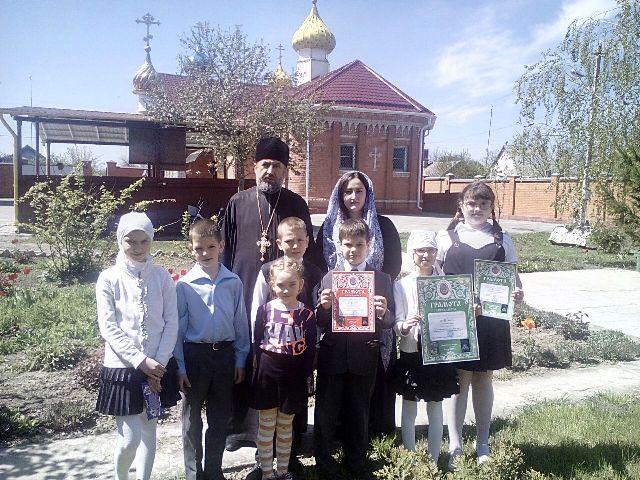 Конкурс рисунков «Пасха Православная»