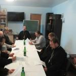 Собрание духовенства благочиния