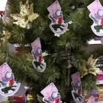 Открытие благотворительной акции «Елки желаний»