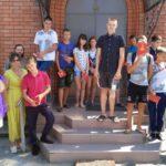 Межмуниципальный православный слет молодежи