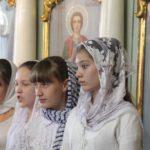 Дети прославили Воскресшего Христа