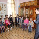 Встреча с работниками музея