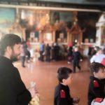 Казачата посетили храм в день памяти святителя Николая