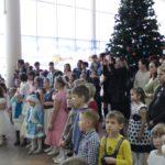 Районная Рождественская елка