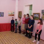 Воспитанники воскресной школы посетили Новокубанский краеведческий музей